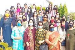women left home after 10 months on makar sankranti festival