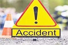 truck ravaged 7 people going to join gorakhpur satsang 3 killed 4 injured