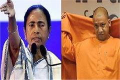 cm yogi s mamta banerjee said we are not forcing anyone to say  jai shri ram
