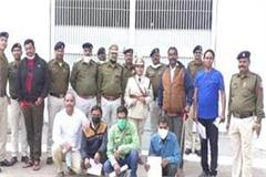 7 prisoners released on republic day