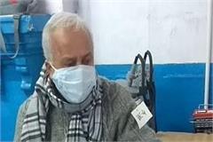 dry run of vaccine in ddu kasumpati and tenzin hospital in shimla