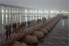 magh mela 10 lakh devotees take a dip in prayagraj