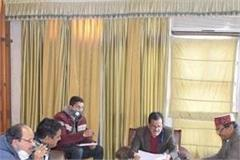 approval of rs 25 crore schemes for kullu assembly thakur