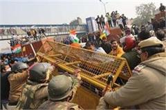 more than 100 farmers of punjab are missing after delhi violence