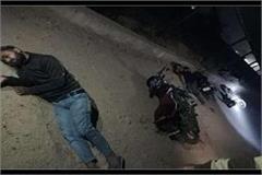 three miscreants injured in encounter in pratapgarh