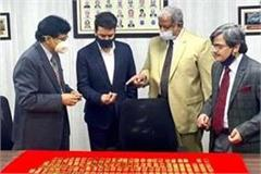 d r i caught 28 billion rupees gold