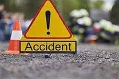 van hit house on road two girls killed 3 injured