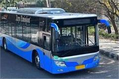 electric buses will be seen soon on the streets of jalandhar