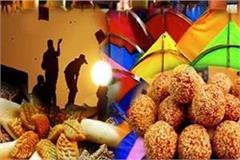 makar sankranti festival is full of excitement of kite flying along