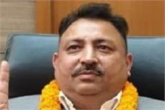 ravikant sharma of haroli became the mayor of chandigarh