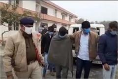 police arrested 3 vicious thieves