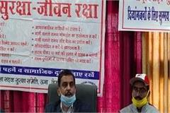 rto told traffic rules to handicap