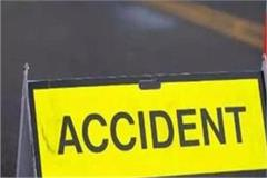 old man dies due to a bike accident in saran