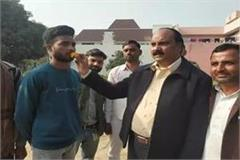 youth sent to iran for job returned home with the help of indian embassy