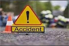 driver dies after auto rickshaw falls in river in jamui
