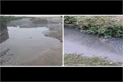 mda continues to sabotage swachh bharat mission water logging and dirt