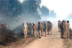 punjab and rajasthan police destroyed 10 thousand liters of lahan