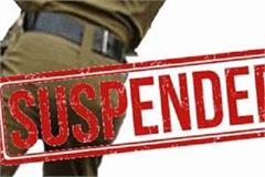 three policemen suspended for dutylessness