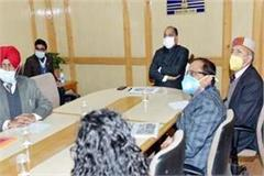 mandi safe city project will ensure women s safety and law and order