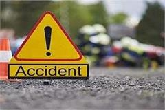 woman dies after hitting an unknown vehicle in west champaran