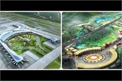 noida 2020 construction of india s largest jewelry airport film city impacted