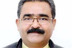 minister vikram thakur target on gs bali