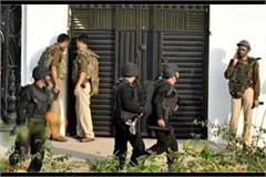 raids in 5 districts of up ats in rohingya and terror