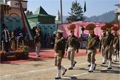 republic day celebrated with great pomp in solan