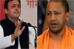 akhilesh s accusation chief minister s functioning does not make him a yogi