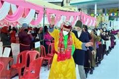 snow festival in lahaul spiti