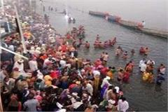 preparation of kumbh mela to be held in vrindavan better than magh mela