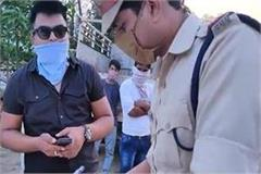 when chulbul pandey of mp cut a challan s son s invoice video viral