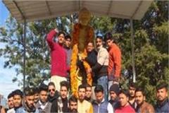 abvp will celebrate swami vivekananda s birth anniversary with great pomp