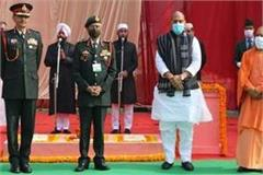 rajnath said on china dispute army s charismatic performance boosted