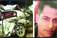 road accident in gurgaon