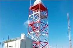 doppler weather radar in kufri