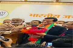 former ias officer arvind kumar sharma joins bjp
