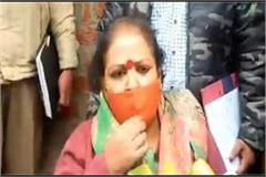 ncw member chandramukhi speaks on badaun case not satisfied to police action