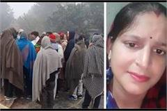 married woman ends her life on new year day case filed against four people