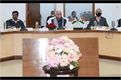 cm khattar announced amendment in haryana schedule rate hsr