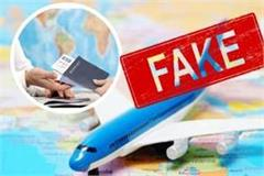 travel agents fraudulently sent students abroad now major action can be taken