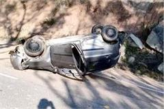 car accident in bilaspur