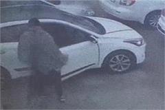 i20 car stolen from sirsa market