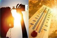 weather  rising temperature in the first week of march cause sharp heat