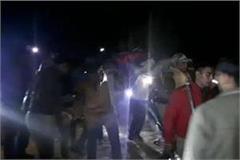 kasganj police case liquor mafia attack on police a crook piled into encounter