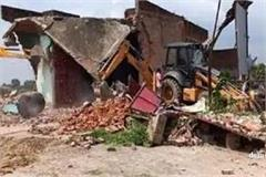 up yogi government s bulldozers run on 33 shabby schools