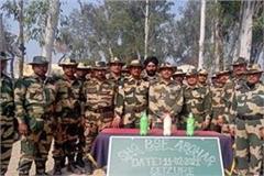 18 crore heroin seized on indo pak border