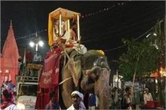 ravidas jayanti procession in ballia scorches five including two children