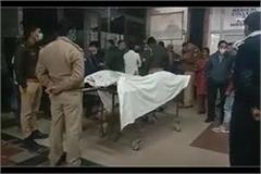double murder shakes kanpur