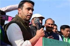 jayant chaudhary s stance  the budget of the dogmatic yogi